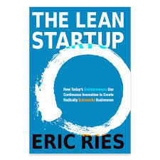 lean start up book