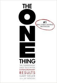 book_the one thing